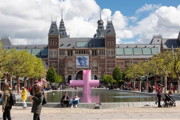 ArtZuid 2019, Morgan Betz Museumplein, Amsterdam