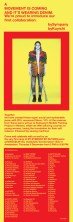 BySympany x Kyuchi Jeans with Upcycled Textiles