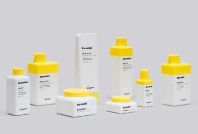 Pentagram Designs for Dr.Jart+ skincare