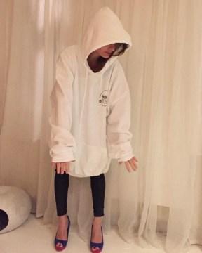 mimi berlin layest projects hoodie