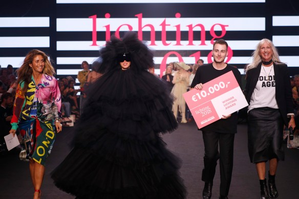 Amsterdam Fashion Week: Lichting 2018