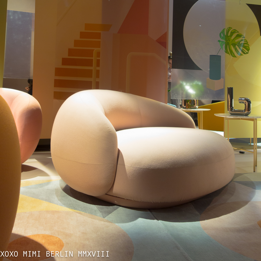 Milan Design Week 2018: Friendly Furniture