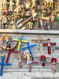 Wall of Dolls Milan