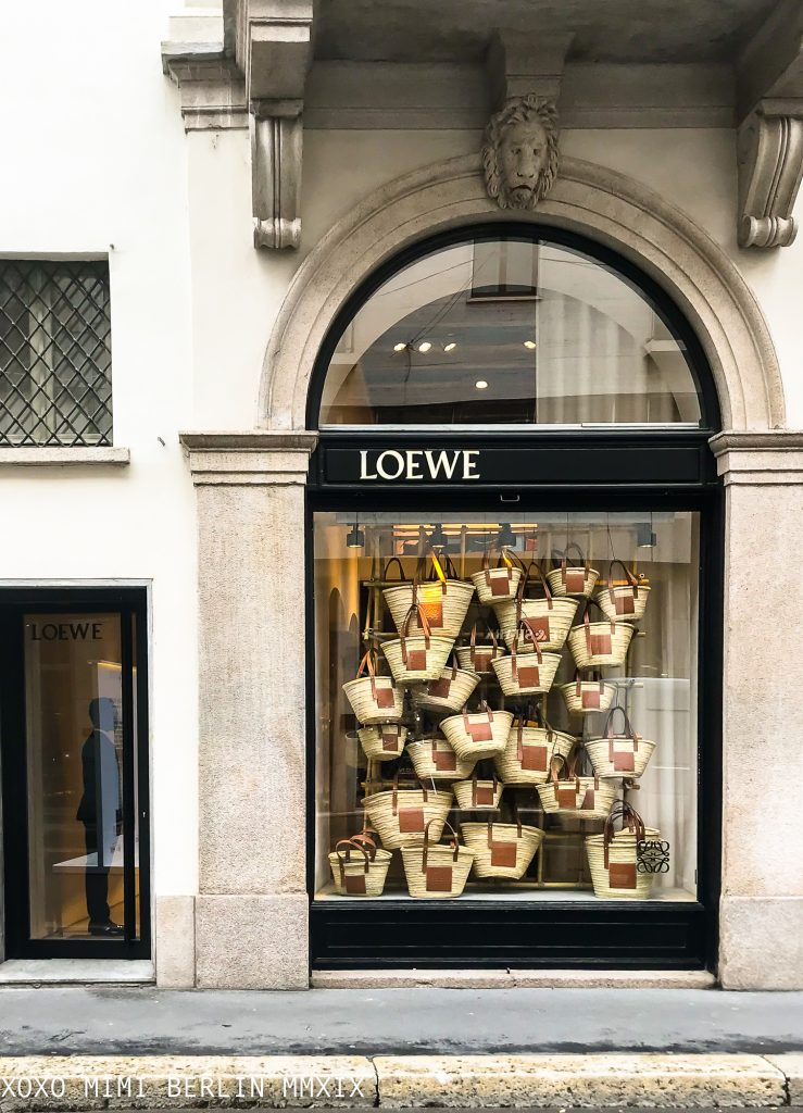 Loewe milano