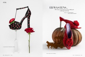 Fashion photography and styling
