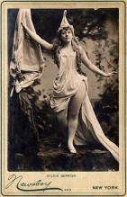 Victorian Burlesque Dancers
