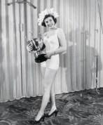 Miss Photoflash, Chicago, 1950