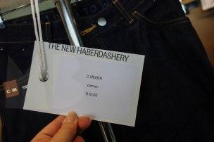 The new haberdashery; shop patterns by C. Cruden
