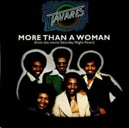 More Than a Woman: The Song