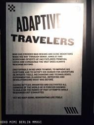 Adaptive Travelers