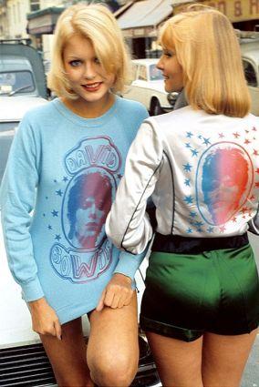 Fans of Popstras in Shorts