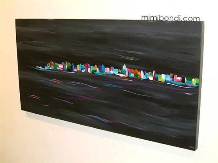 City Reflections by Mimi Bondi