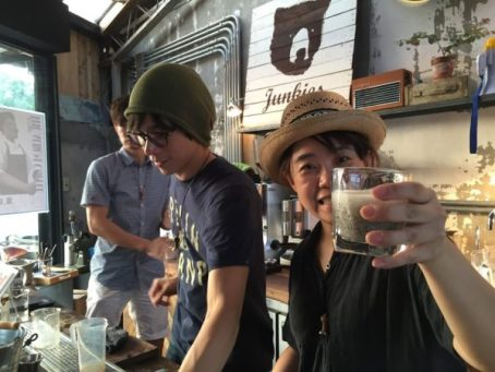 Ruins Coffee Roasters 台北のおすすめカフェまとめ mimicafe.tw