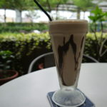 Coffee Sweet|市民大道 華山公園前の静かなリゾート風