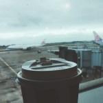 台北松山空港から、國光客運バスで桃園空港へ。