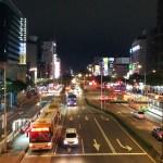 バスに乗って良かったと思う台北の夜