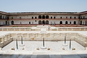 Fountain & Vineyard, Agra Fort