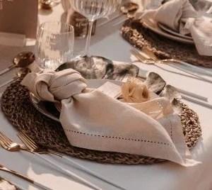 Tischdecken&Servietten