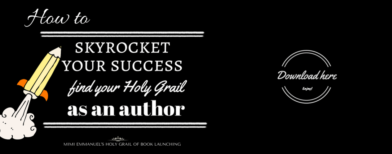 Skyrocket your success as an author
