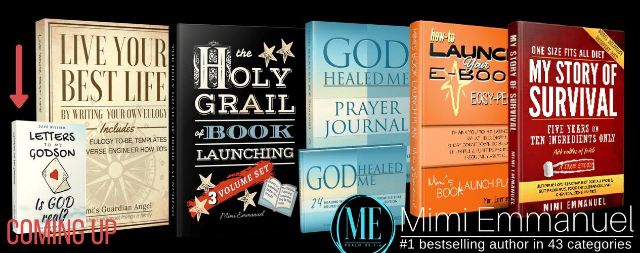 Mimi Emmanuel Books Banner