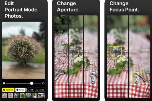 Обзор программ для размытия фона фото на iPhone | «Мимиграм»