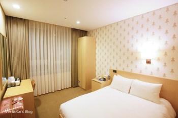 【明洞住宿推薦】首爾明洞Loisir酒店:明洞商店街地鐵站旁,地點好房價便宜高CP
