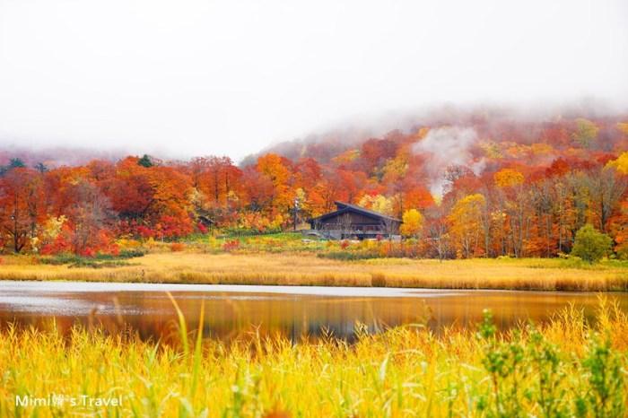 【日本東北紅葉】秋田八幡平大沼&交通分享:絕美湖畔紅葉山巒,開始計畫妳的東北賞楓之旅
