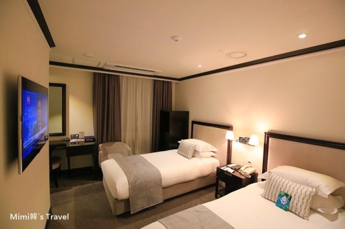 【明洞住宿推薦】明洞大飯店 The Grand Hotel Myeongdong:到地鐵站&機場巴士3分鐘,逛街購物好方便