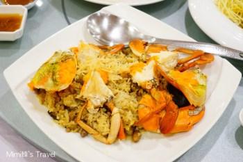 【台南美食】阿霞飯店:60年道地台菜餐廳,預約必點紅蟳米糕、砂鍋鴨。