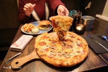【冰島Selfoss美食】Kaffi Krus:漢堡披薩好吃口味重,Kronan超市旁順道補貨