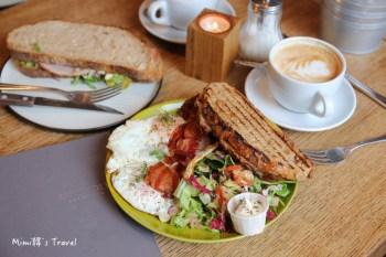 冰島Reykjaviky|Bakari Sandholt 來份溫暖的咖啡和早餐,貴不貴就先別在意了