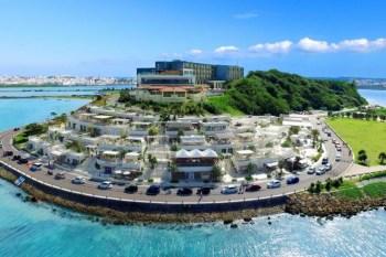 【沖繩】琉球溫泉瀨長島飯店:Umikaji Terrace旁溫泉海景飯店,看飛機賞海景泡溫泉