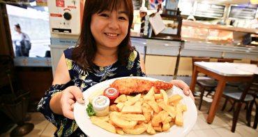 【倫敦炸魚薯條】Poppies Fish And Chips:歷史悠久的倫敦在地美食