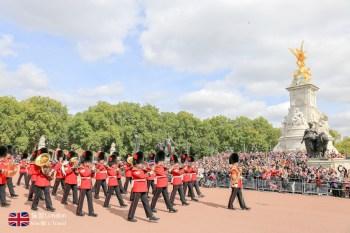 【倫敦景點】白金漢宮 Buckingham Palace:衛兵交接,時間路線&最佳觀賞點攻略