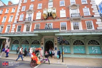 【倫敦下午茶】Fortnum & Mason:建議訂位,品嚐英國皇室御用正統英式下午茶