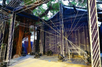 【台南景點】藍晒圖文創園區:3D立體藍晒圖,27間文創商店進駐,老屋彩繪也很好拍!!