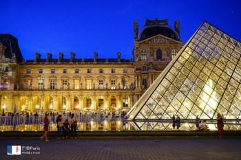 【巴黎】羅浮宮Musée du Louvre:必看三大鎮館之寶!中文導覽預約、門票參觀資訊