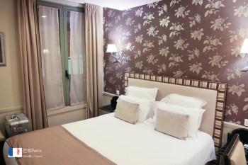【巴黎便宜住宿】Hotel Gramont Opera(第二區):安全舒適&交通方便好選擇