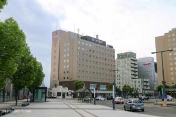 【北海道】帶廣JR飯店:帶廣車站旁有停車場,房價設施&環境紀錄,附漫畫區&大浴場