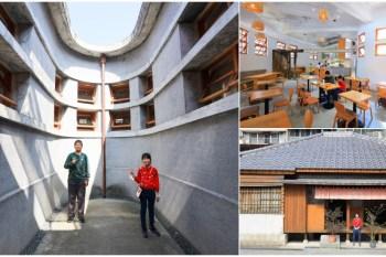 【台北景點】新富町文化市場:必拍馬蹄形天井、明日咖啡&合興八十八亭,順遊龍山寺