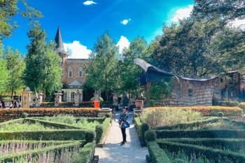 真的沒出國!鷺鷥咖啡&雪雲城堡滿滿異國風,夢幻必拍精靈小屋。營業時間/交通/菜單