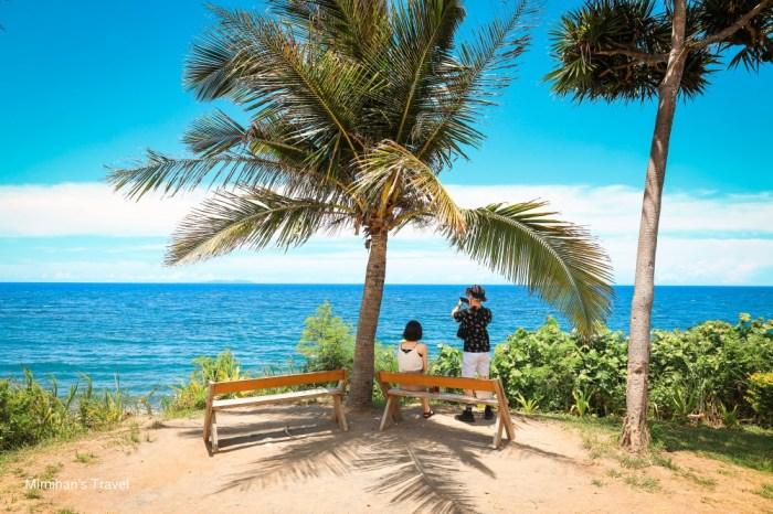 台東景點 都蘭海角咖啡:台東IG海景餐廳,異國料理/游泳池/大草原/原始南洋風玩拍趣