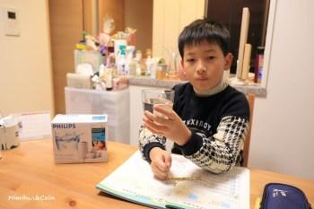 【好物推薦】飛利浦WP3812超濾龍頭式淨水器:簡單方便好安裝,能過濾99%有害細菌,給孩子乾淨好水。