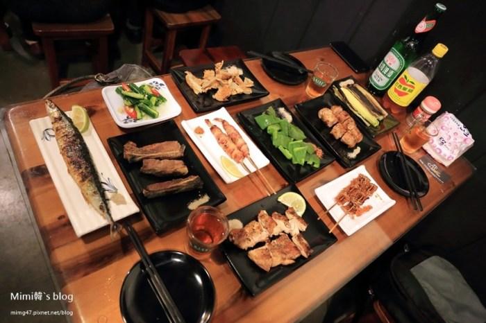 【台南美食】小胖燒烤店(尊王路):堅持鹽燒不刷醬,只用烤功論輸贏,原汁原味的烤肉好好吃。(已歇業)