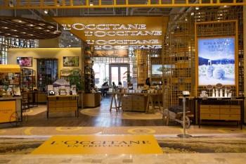 【台南美食】南紡夢時代.L'OCCITANE Café 歐舒丹咖啡:迷人的南法普羅旺斯氣息,當次小貴婦吧~