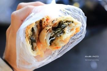 【台南美食】張家燒餅店:傳統台南早餐,來自老眷村的好滋味。大推黑胡椒蔥燒餅、甜燒餅!!