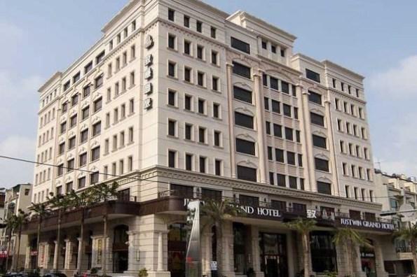 【台南住宿】致穩人文商旅 (Justwin Grand Hotel)