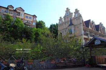 【南投清境農場住宿】佛羅倫斯渡假山莊.君士坦丁堡:躲開炎熱的夏天,來到土耳其城堡中,當個一日小貴婦吧~