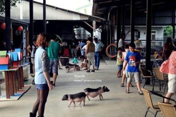 【台南.柳營】八翁酪農區「乳牛的家」~ 親子來趟牧場與五分車之旅吧~