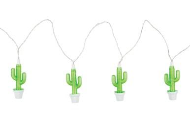 Cactus Fairy String Lights